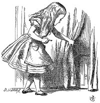 Down the Rabbit Hole | Alice's Adventures in Wonderland, by Lewis